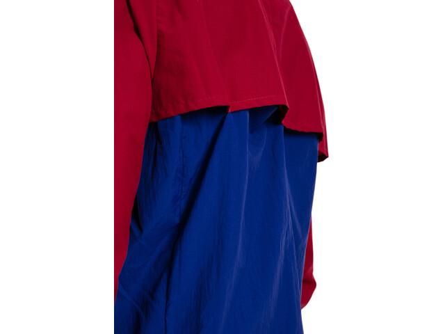 Berghaus Corbeck Kurtka przeciwwiatrowa Mężczyźni, haute red/sodalite blue